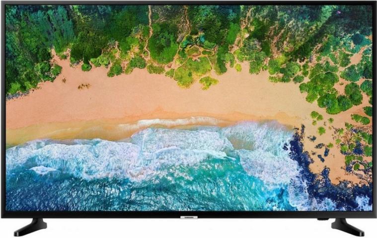 Телевизор SAMSUNG LED UE55NU7093UXX