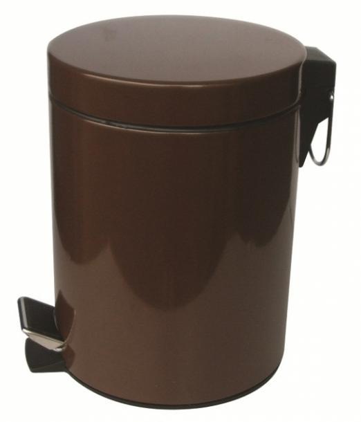 Тоалетно кошче 12л кафяво