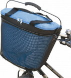 Пазарска чанта за вело кошница