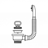 Валвида Ф60, с преливник