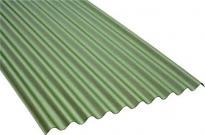Вълнооб.бит.лист K11 зелен 200X83СМ