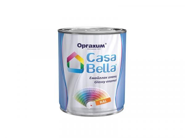 Емайллак Casa Bella  0.65 л, RAL 6001