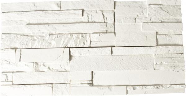 Облицовъчни плочи Bricostone White