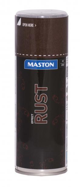 Спрей боя с ефект на ръжда Maston 0.4л