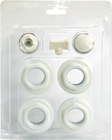 Kит за монтаж на алуминиеви радиатори
