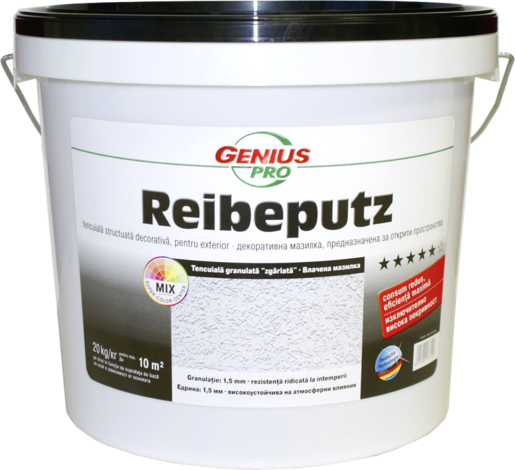 GP Reibeputz 1,5mm 20kg