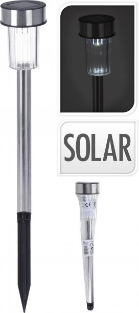 Соларен стълб метал h=36.5 см