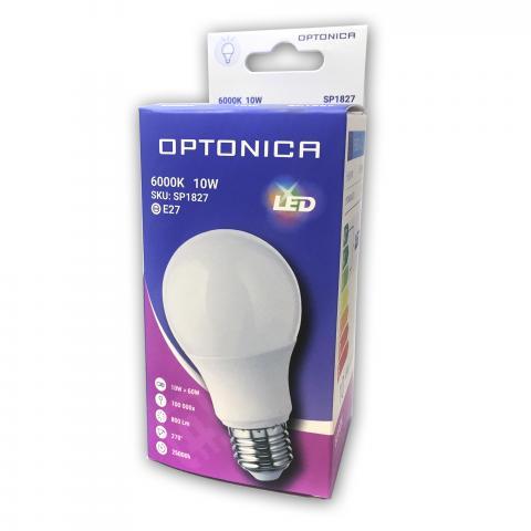 LED крушка E27 10W 6000K 2