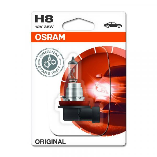 Aвто лампа OSRAM H8 35W 12V