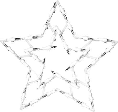 Светеща форма за прозорец