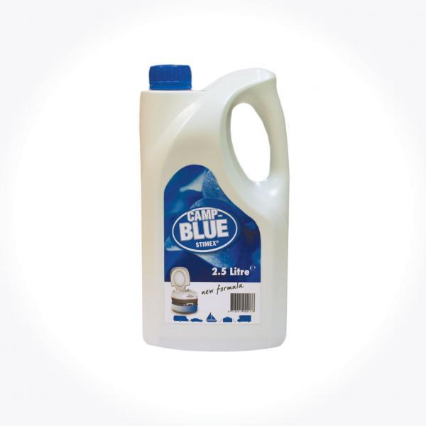 Дезинфектант за хим. тоалетни CAMP BLUE 2.5 л
