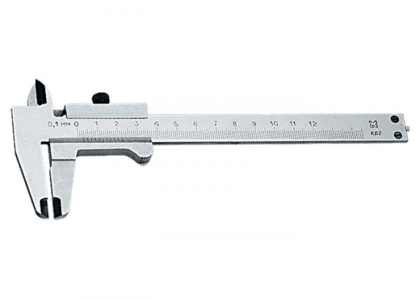 Шублер, 125 мм
