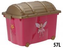Кутия за съхранение Принцеса 57 л.
