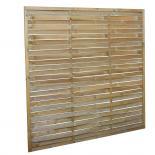 Оградно пано  180x180 см, рамка  18x45 мм
