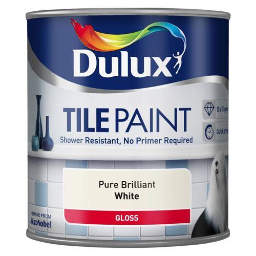 Боя за фаянсови плочки Dulux 0.6л