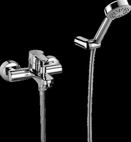 Смесител за вана/душ L20
