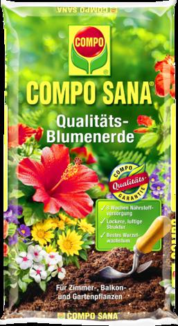 Универсална торопочва COMPO SANA®  5 л