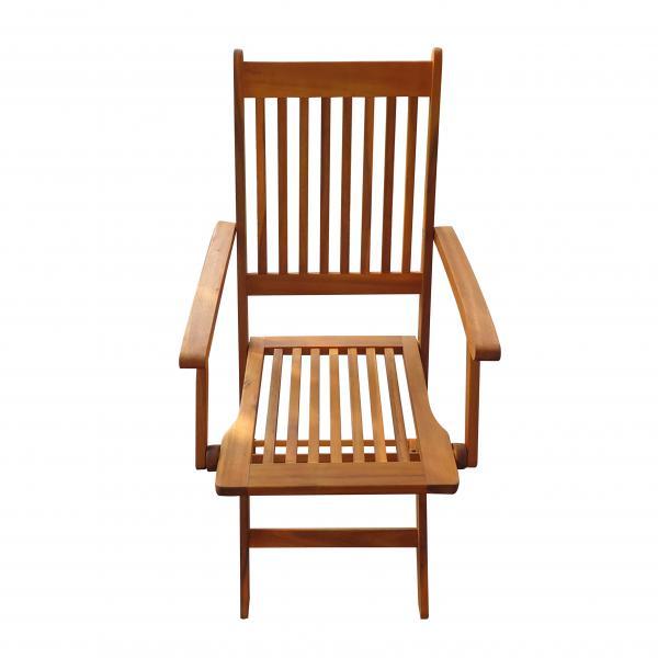 Дървен стол