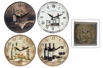 Стенен часовник 28 см