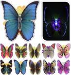 Декоративна LED Пеперуда