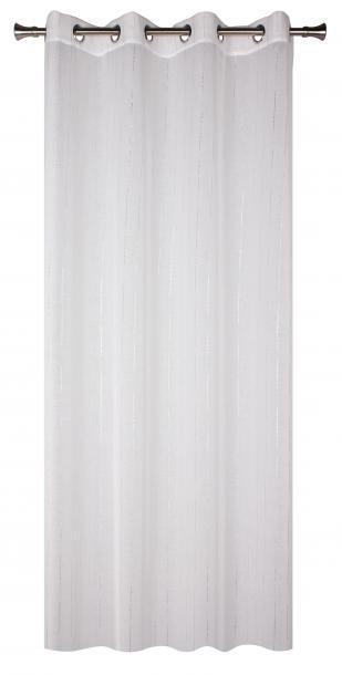 Готово перде Orpello 140/245см-бяло