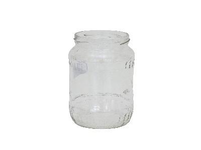 Буркан стъклен 720 мл. 8 бр