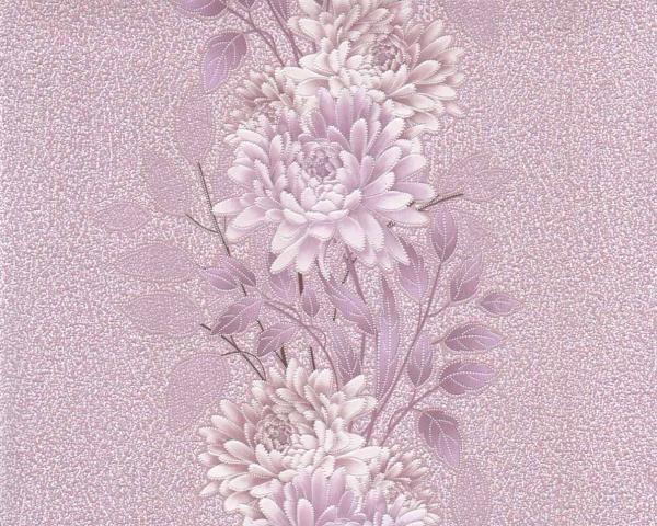 Тапет Лилави цветя