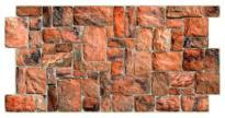 PVC панел за стена Камък