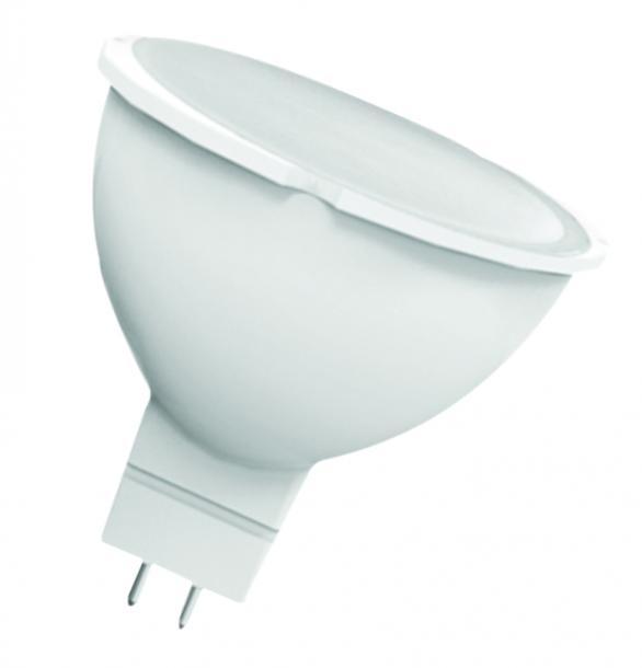 LED крушка 5W 12V GU5.3 6500K