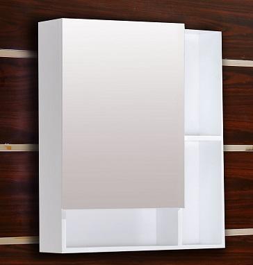 Огледален PVC шкаф Зори с осветление