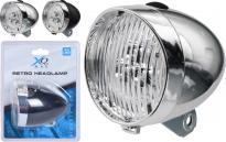 Ретро лампа за велосипед XQMAX
