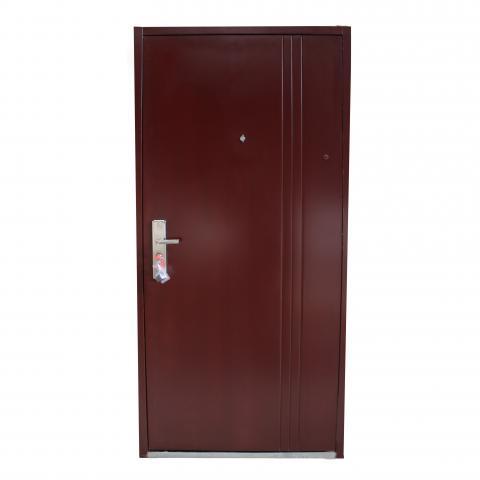 Метална врата 2050*960(mm) модел SF-6091 дясна