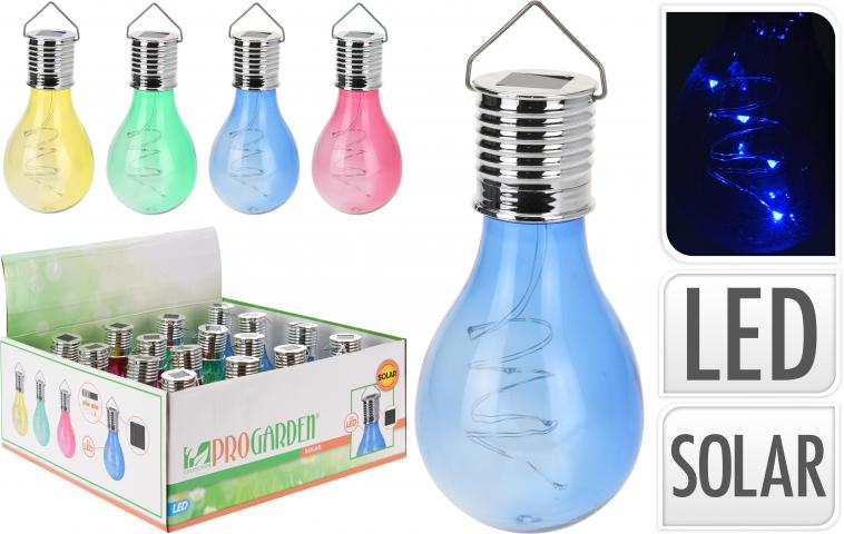 Соларна LED лампа за окачване асорти