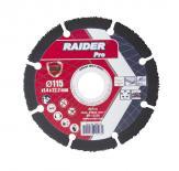 Карбиден мултидиск Raider 115x22.2mm