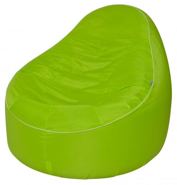 Надуваемо кресло Avenli, зелено 118х110х90см