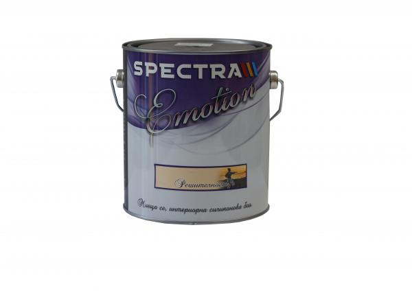 Интериорна боя Spectra Emotion 2.5л, Решителност
