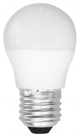 LED крушка 7W 220V E27 A60 4000K