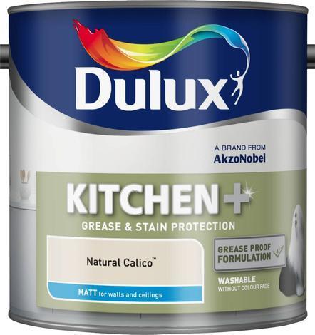 Интериорна боя DuluxMat за кухни хасе 2.5л