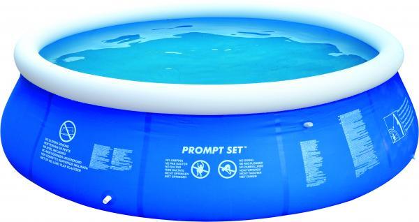 Надуваем басейн 3,6 м x 76 см с филтрираща помпа
