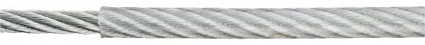 Стоманено въже PVC 4/5мм