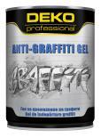 Гел за премахване на графити DEKO professional 5кг