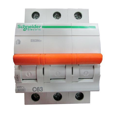 Автоматичен прекъсвач Schneider Е63N+63А