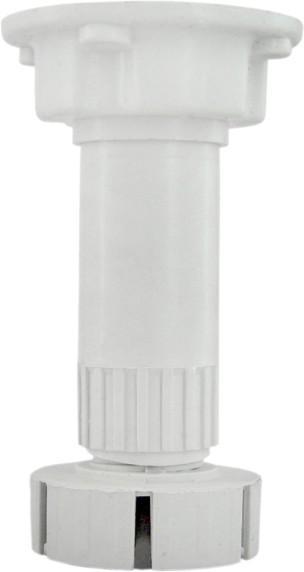 Крак мебелен кухненски 100мм. бял