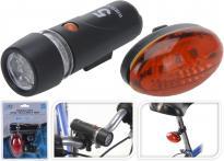 Комплект светлини за велосипед XQMAX
