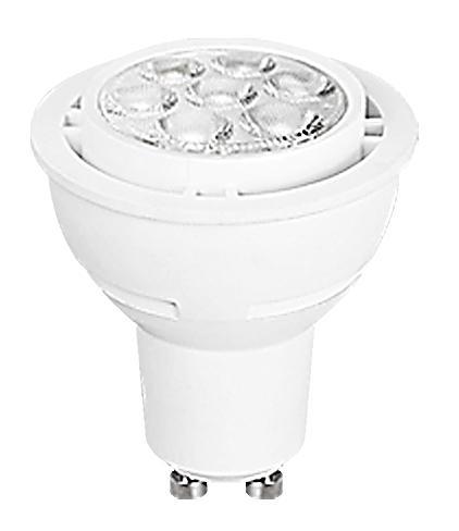 LED крушка 6.5W 220V GU102700K