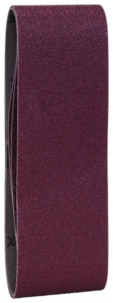 Комплект шкурки за дърво 75x533мм Bosch 3бр.