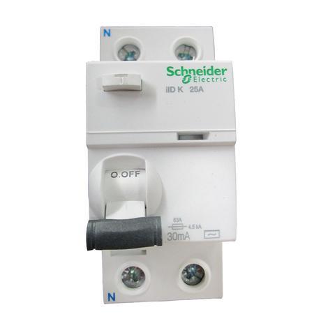 Дефектно токова защита 25A Schneider