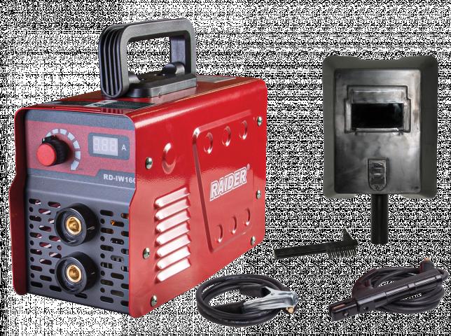 Инверторeн електрожен Raider RD-IW160 e-Line