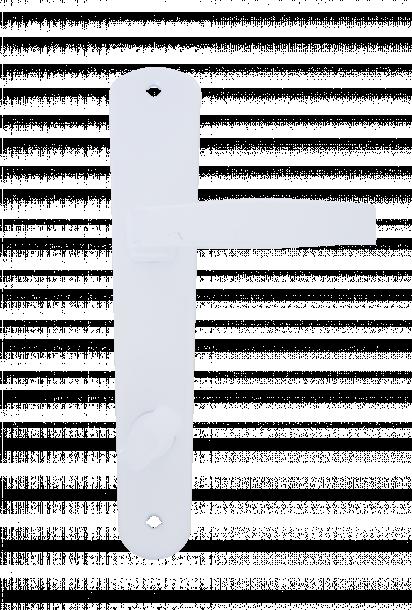 Дръжка Класико сервизна 90  бяла блистер