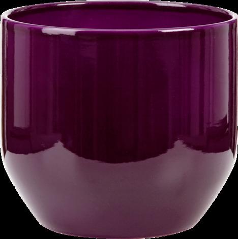 Кашпа Pure Violet Ф:22 см